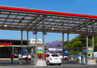 Total South Africa - Petrol Station