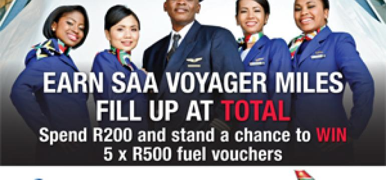 SAA Fuel Vouchers