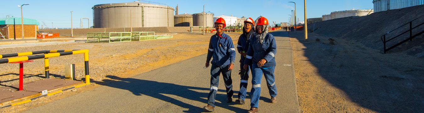 Natref Refinery